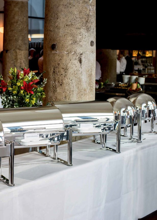 Buffet/ Hot&Fresh Chafing dishes