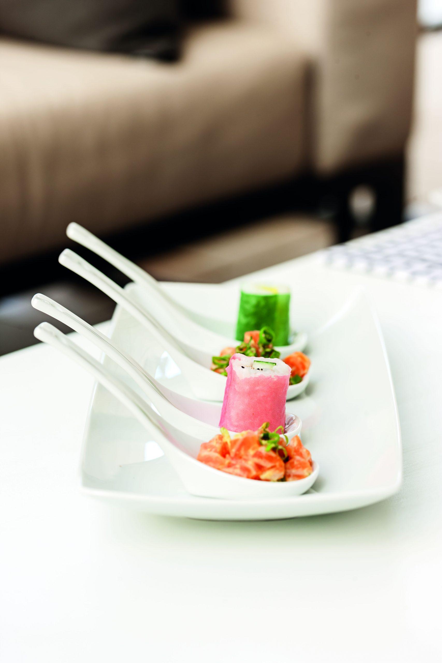 Tapas & Sushi